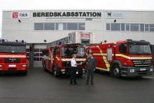 Falck wins a new fire contract in Southwestern Jutland