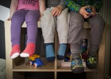 Voksne som kjefter på barn