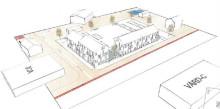 Plan för nya bostäder i Hörnefors