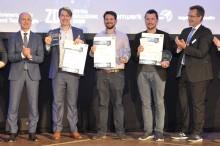 Das beste Energie Start-up Bayerns ausgezeichnet