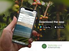 Hållbart jordbruk: Ny app ska minska användning av farliga bekämpningsmedel