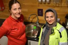 Pressinbjudan: Sveriges godaste kranvatten koras 18 november