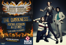 The Darkness och Rockklassiker All Stars till Rockklassiker Live 2016 på Friends Arena