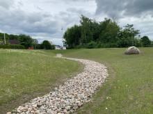 Fyra år efter skyfallen i kommunerna Bjuv och Åstorp; åtgärder för att minska risken för översvämning är ett långsiktigt arbete