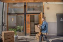 Avsägelse av bostadsrätt