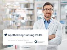 apoBank-Analyse Apothekengründung 2019: Existenzgründer profitieren von niedrigeren Kaufpreisen