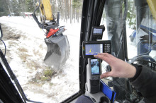 Multiple user advantages when Rototilt® increases its RPS positioning solution