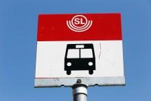 Ny hållplats för ersättningsbussar på Arningeleden