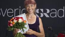 Roman om ung kriminalitet får Barnens romanpris 2015