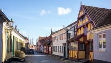 Kom indenfor i Priors Hus - det næstældste hus i Ærøskøbing