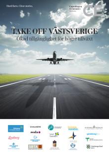 Rapport: Take off Västsverige - högre tillgänglighet för ökad tillväxt