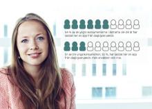 Dagligvaruhandelns digitalisering når inte unga konsumenter