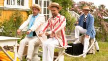 """Kullehusteatern dramatiserar """"Tre män i en båt"""""""