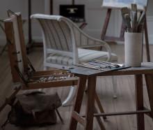 Konstkurs med inspiration av Lena Cronqvists måleri