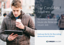 E-Book: Candidate Journey Studie 2017 - Teil 1