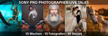 Sony Pro Photographer Live Talks