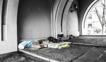 Kan måltider påverka hälsan för obotligt sjuka hemlösa?