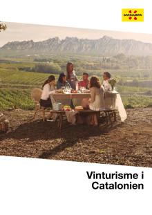 Nyt katalog over vinturisme i Catalonien på dansk