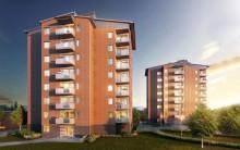 Klart för byggstart av Egnahemsbolagets 66 nya bostadsrätter i Lövgärdet