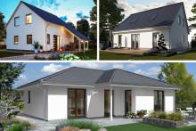 Town & Country Haus gleich mit drei Massivhäusern für den Hausbau Design Award nominiert!