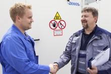 DENIOS – 30 års erfarenhet av spillskyddstillverkning