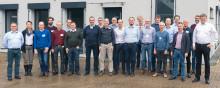 Unterausschuss Schnittstellen der DGZfP zu Besuch bei VisiConsult