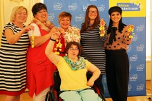 Aktion Kindertraum in Leipzig – Auftakt zur Jubiläumsreise