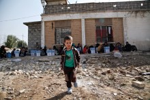 Kommentar till utrikesdeklarationen: Skjut fram barnens positioner och stoppa vapenexporten till Jemen!