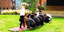 Landstingets kultursommarjobbsatsning för unga fortsätter