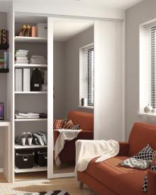 Lundbergs Produkter lanserar nyheten Nordic – skjutdörren med tidlös stil för moderna hem