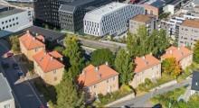 I 2020 har Boligbygg overtatt 86 og solgt 18 boliger