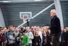 Expansion in Großbritannien: Dyson eröffnet Technologie-Campus in Hullavington
