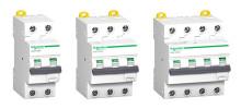 Schneider Electric lanserer nye jordfeilautomater, iC60 RCBO