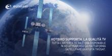 Eutelsat: tutti i canali Rai in HD su HOTBIRD attraverso la piattaforma satellitare Tivùsat
