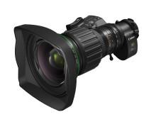 Nyt fleksibelt, hybrid broadcast-objektiv fra Canon
