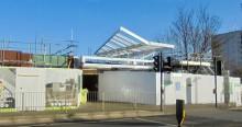 Next phase of Longbridge station revamp begins