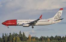 Verdens første teateroppsetning på et Norwegian-fly