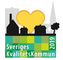 Fem nominerade till Sveriges KvalitetsKommun 2019