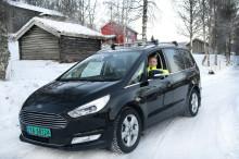 Test av varebil: Ford Galaxy - bedre komfort får du ikke!