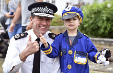 6,000 visitors descend on Thames Valley Police Open Day