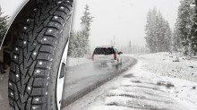 Studded winter tyres cost more lives than they save