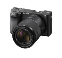 Sony présente l'α6400, son appareil photo hybride nouvelle génération doté de la mise au point AF la plus rapide du monde avec la MAP sur les yeux « Real-time Eye Autofocus », et le suivi AF « Real-time Tracking »
