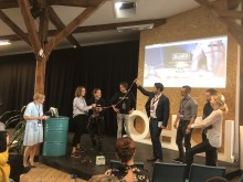 Swedish Strawbees wins Nordic Edtech Award
