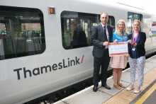 Thameslink and Great Northern staff get on their bikes (and much more) for charity
