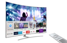 Samsung Smart TV Offers Shazam Music Service to Let Users Identify and Stream Music While Watching TV