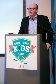 South Africa gets a D for kids' health