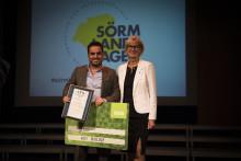 Almi utser Årets Nybyggare i Sörmland: En företagare som har gått från små verksamheter till ett miljonföretag
