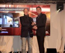 Mitsubishi Electrics OLED fick utmärkelse