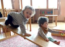 Eigentätigkeit anregen: Kinderärztin Michaela Glöckler engagiert sich für Bildungseinrichtungen als Orte gesunder Entwicklung