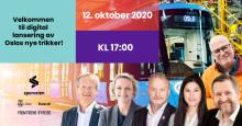 Inviterer hele Oslo til digital trikkefest